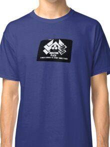 Die Hard: Welcome to Nakatomi Plaza Classic T-Shirt
