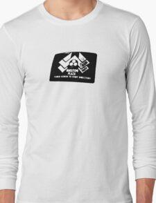Die Hard: Welcome to Nakatomi Plaza Long Sleeve T-Shirt