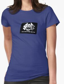 Die Hard: Welcome to Nakatomi Plaza Womens Fitted T-Shirt
