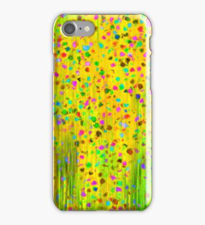 Impressionist meadow - iPhone case iPhone Case/Skin