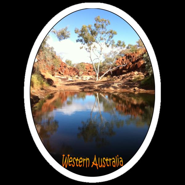 Wanna Munna, Western Australia by Julia Harwood