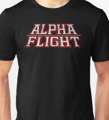 Alpha Flight  Unisex T-Shirt