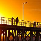 Sunset Silhouettes by Ali Brown