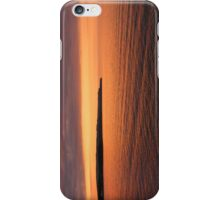 Coastal Sunset (phone cover) iPhone Case/Skin