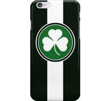 Three Leafed Clover iPhone Case/Skin