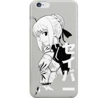 Fate/Stay night & Fate/Zero - SABER iPhone Case/Skin