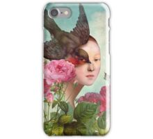The Silent Garden iPhone Case/Skin