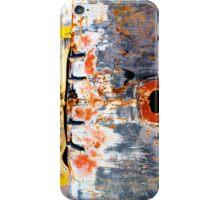 Abstract Graffiti Car Bonnet iPhone Case/Skin