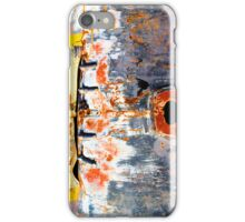 Abstract Graffiti Car Bonnet iPhone Case/Skin