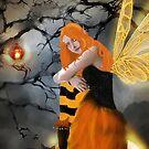 Halloween Fae by Rowan  Lewgalon