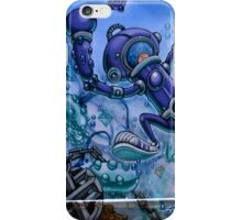 Robot World iPhone Case/Skin