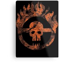 Mad Max Fury Road Metal Print