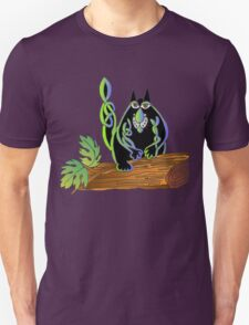 Celtic cat Unisex T-Shirt