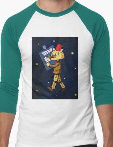 Halloween Doctor Who Men's Baseball ¾ T-Shirt