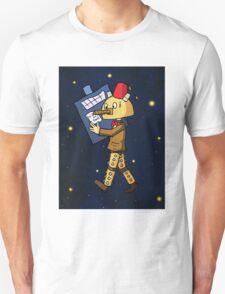 Halloween Doctor Who Unisex T-Shirt
