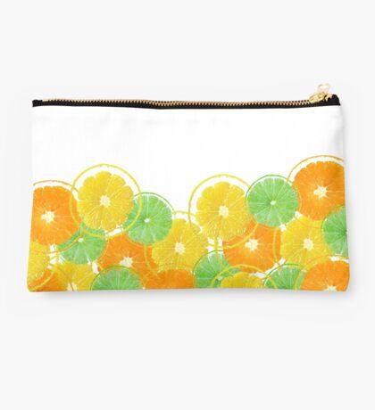 Citrus Fruits Studio Pouch