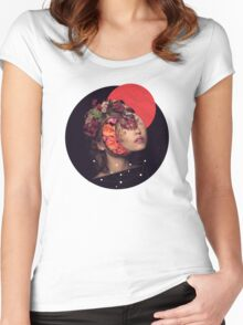 the bride Women's Fitted Scoop T-Shirt