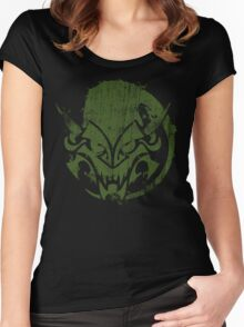 Goblin Nation Women's Fitted Scoop T-Shirt