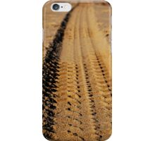 Sand Tracks - iPhone Cover iPhone Case/Skin