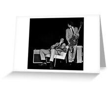 Jimmy Beat... Greeting Card