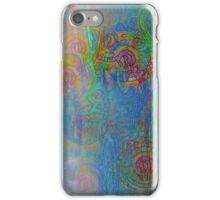 Swimming I Phone Case iPhone Case/Skin