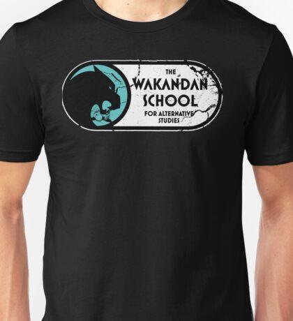The Wakandan School For Alternative Studies Unisex T-Shirt