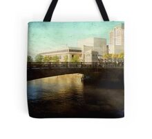 Milwaukee in the evening © Tote Bag