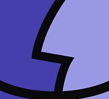 Finder my iPhone (blue) by Alisdair Binning