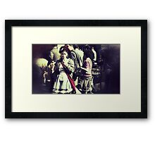 Portobello Road, London Framed Print
