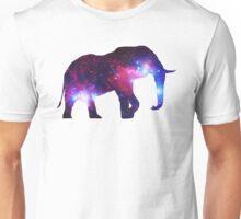 Galaxy Elephant Unisex T-Shirt