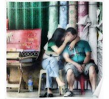 Secret kiss Poster
