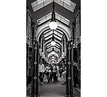 Burlington Arcade, London Photographic Print
