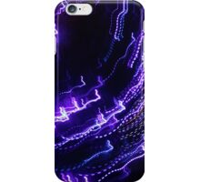 Moving lights - iPhone case iPhone Case/Skin