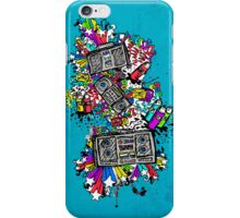Blaster Shaz iPhone Case/Skin