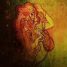 Lilly IPHONE CASE by MeganLara