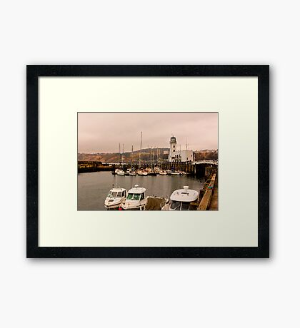 Scarborough - North Yorkshire Framed Print