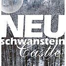 Neuschwanstein Castle by anjafreak