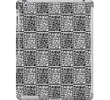 Scattered Mosaics  iPad Case/Skin