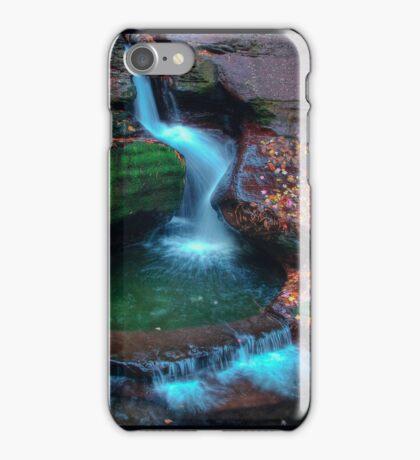 Adams Falls (iPhone Case) iPhone Case/Skin