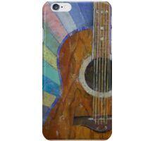 Guitar Sunshine iPhone Case/Skin