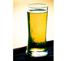 One more beer?: On 2 Featured Works Photographic Print
