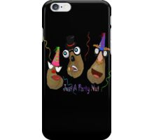 Party Nuts iPhone Case iPhone Case/Skin