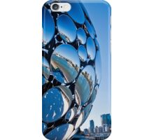 Brisbane Festival, Golden Casket Light Sphere iPhone Case iPhone Case/Skin
