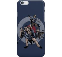 The WHOs iPhone Case/Skin