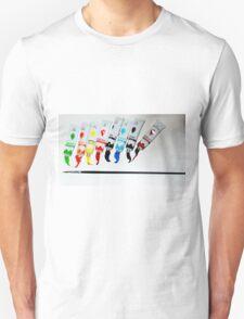 colourful art  Unisex T-Shirt