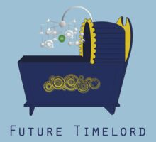 Future Timelord Kids Tee