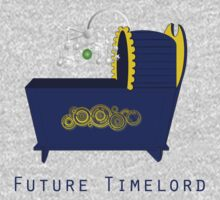 Future Timelord One Piece - Long Sleeve