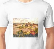 City of Pittsburgh Golden Triangle Unisex T-Shirt
