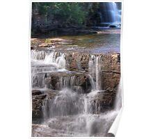 Waterfalls - Almonte, Ontario Poster