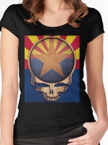 Arizona Women's Fitted Scoop T-Shirt